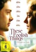 Cover-Bild zu Langley, Noel: These Foolish Things