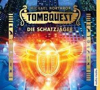 Cover-Bild zu Northrop, Michael: Tombquest - Die Schatzjäger. Box