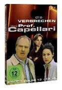 Cover-Bild zu Kubisch, Thomas: Die Verbrechen des Professor Capellari