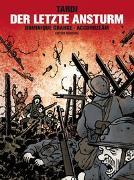 Cover-Bild zu Tardi, Jacques: Der Letzte Ansturm
