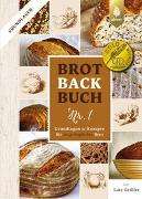 Cover-Bild zu Geißler, Lutz: Brotbackbuch Nr. 1