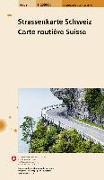 Cover-Bild zu Strassenkarte Schweiz. 1:200'000