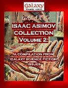 Cover-Bild zu Asimov, Isaac: Galaxy's Isaac Asimov Collection Volume 2 (eBook)