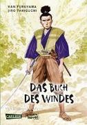 Cover-Bild zu Taniguchi, Jiro: Das Buch des Windes