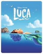 Cover-Bild zu Luca Steelbook (1Disc) von Daniela Strijleva (Reg.)