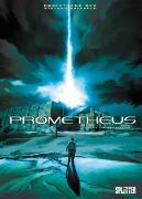 Cover-Bild zu Bec, Christophe: Prometheus 08. Nekromanteion