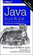 Cover-Bild zu Liguori, Robert James: Java - kurz & gut