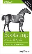 Cover-Bild zu Krause, Jörg: Bootstrap kurz & gut