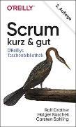Cover-Bild zu Dräther, Rolf: Scrum - kurz & gut