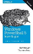 Cover-Bild zu Masuch, Rolf: Windows PowerShell 5 - kurz & gut (eBook)
