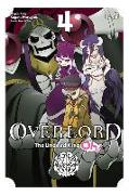 Cover-Bild zu Kugane Maruyama: Overlord: The Undead King Oh!, Vol. 4