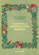 Cover-Bild zu Wundervolle Weihnachtskarten von Baumgärtner, Theresa