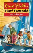 Cover-Bild zu Blyton, Enid: Bd. 54: Fünf Freunde auf hoher See - Fünf Freunde