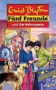 Cover-Bild zu Blyton, Enid: Fünf Freunde und die Wahrsagerin (eBook)