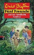 Cover-Bild zu Blyton, Enid: Fünf Freunde und der rätselhafte Friedhof (eBook)