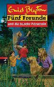 Cover-Bild zu Blyton, Enid: Fünf Freunde und die falsche Prinzessin (eBook)