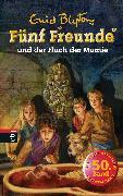 Cover-Bild zu Blyton, Enid: Fünf Freunde und der Fluch der Mumie (eBook)