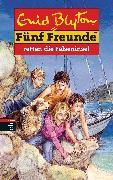 Cover-Bild zu Blyton, Enid: Fünf Freunde retten die Felseninsel (eBook)