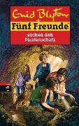 Cover-Bild zu Blyton, Enid: Fünf Freunde suchen den Piratenschatz (eBook)