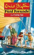 Cover-Bild zu Blyton, Enid: Fünf Freunde auf hoher See (eBook)