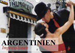 Cover-Bild zu Stanzer, Elisabeth: Argentinien - Impressionen (Wandkalender 2021 DIN A4 quer)