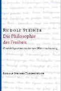 Cover-Bild zu Steiner, Rudolf: Die Philosophie der Freiheit