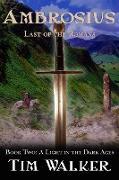 Cover-Bild zu eBook Ambrosius: Last of the Romans (A Light in the Dark Ages, #2)