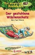 Cover-Bild zu Pope Osborne, Mary: Das magische Baumhaus 32 - Der gestohlene Wüstenschatz