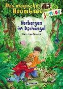 Cover-Bild zu Pope Osborne, Mary: Das magische Baumhaus junior 6 - Verborgen im Dschungel