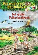 Cover-Bild zu Pope Osborne, Mary: Das magische Baumhaus junior 13 - Der große Vulkanausbruch