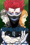 Cover-Bild zu Tabata, Yuki: Black Clover, Vol. 13