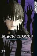 Cover-Bild zu Tabata, Yuki: Black Clover 27