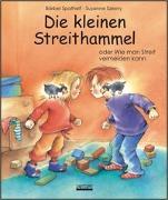 Cover-Bild zu Die kleinen Streithammel von Spathelf, Bärbel