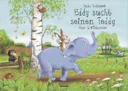 Cover-Bild zu Eddy sucht seinen Teddy von Volmert, Julia