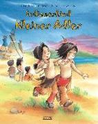 Cover-Bild zu Indianerkind Kleiner Adler von Jüngling, Christine