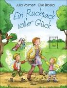 Cover-Bild zu Ein Rucksack voller Glück von Volmert, Julia