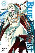 Cover-Bild zu Kazue Kato: Blue Exorcist, Vol. 11