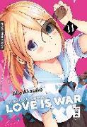 Cover-Bild zu Akasaka, Aka: Kaguya-sama: Love is War 11