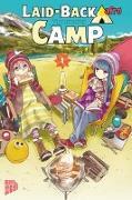 Cover-Bild zu Afro: Laid-back Camp 1