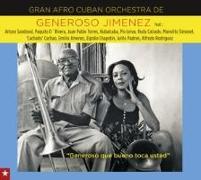Cover-Bild zu Jimenez, Generoso & Gran Afro Cuban Orchestra (Komponist): Generoso Que Bueno Toca Usted