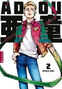 Cover-Bild zu Jaku, Amano: Adou 02