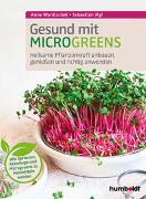 Cover-Bild zu Gesund mit Microgreens von Vigl, Sebastian