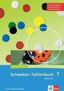 Cover-Bild zu Schweizer Zahlenbuch 1. Schuljahr. Arbeitsheft