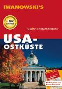 Cover-Bild zu Brinke, Margit: USA Ostküste - Reiseführer von Iwanowski