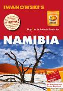 Cover-Bild zu Iwanowski, Michael: Namibia - Reiseführer von Iwanowski
