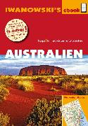 Cover-Bild zu Albrecht, Steffen: Australien mit Outback - Reiseführer von Iwanowski (eBook)