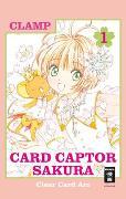Cover-Bild zu CLAMP: Card Captor Sakura Clear Card Arc 01