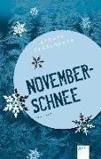 Cover-Bild zu Novemberschnee von Banscherus, Jürgen
