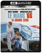 Cover-Bild zu James Mangold (Reg.): LE MANS '66 - LA GRANDE SFIDA (4K + 2BD)