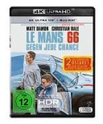 Cover-Bild zu James Mangold (Reg.): Le Mans 66 - Gegen jede Chance 4K+2D